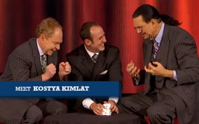 See Magic Live with Kostya Kimlat – July 15