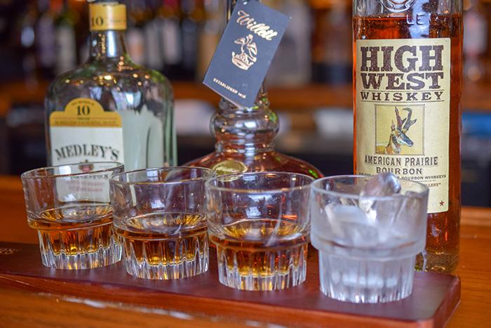 christners whiskey flight