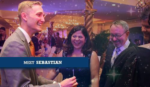 See Magic Live with Sebastian Midtvaage – September 14