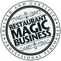 Restaurant Magic Business Certification