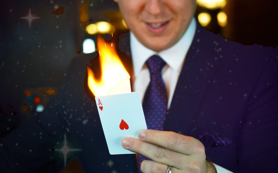 February 17 – An Evening of Magic Dinner Show