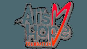 Ali's Hope logo