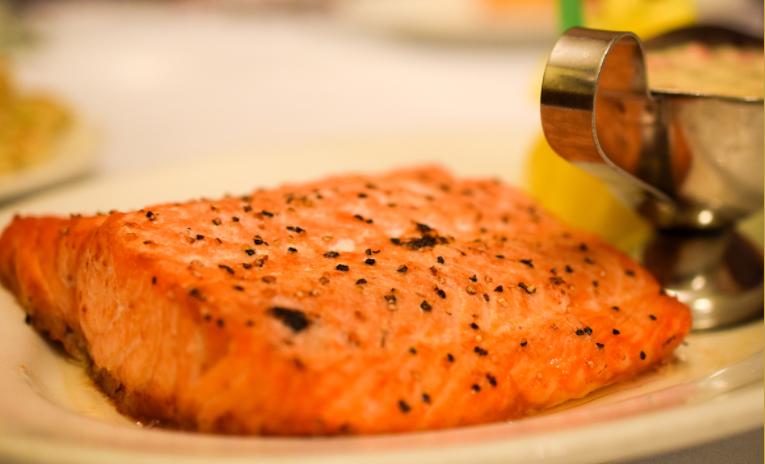 Christner's atlantic salmon